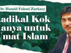 Radikal kok hanya untuk umat islam
