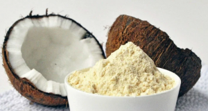 cara turunkan kolestrol dengan ampas kelapa